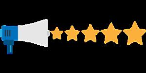 5 star bullhorn
